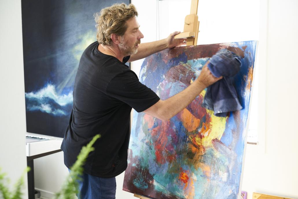 Carsten Dahl om kunsten