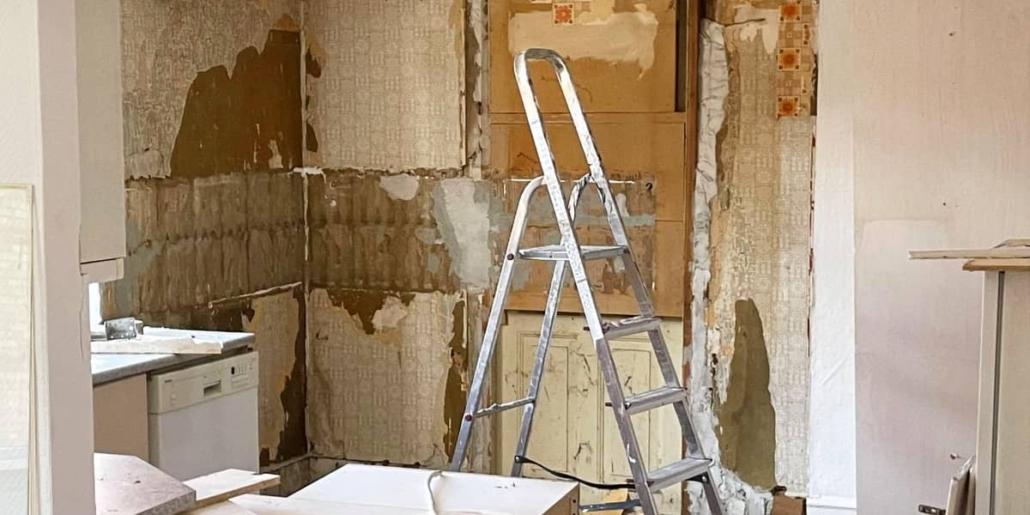 Renovering MerVib hovedhus